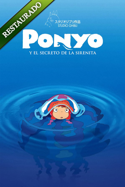Imagen Ponyo y el Secreto de la Sirenita – Audio Latino