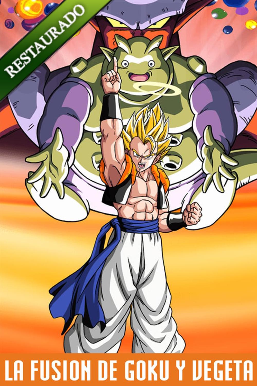 Imagen Dragon Ball Z: La Fusión de Gokū y Vegeta – Audio Latino