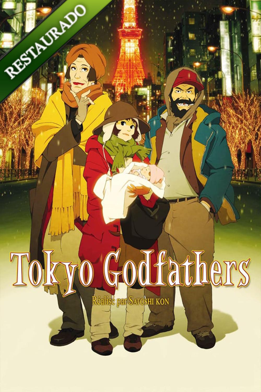 Imagen Tokyo Godfathers – Audio Latino