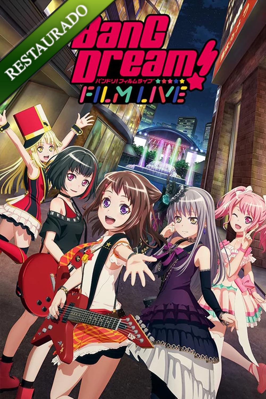 Imagen BanG Dream! FILM LIVE