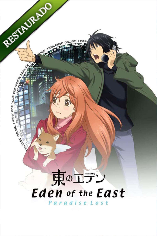 Imagen Higashi no Eden: Gekijouban 2 – Paradise Lost