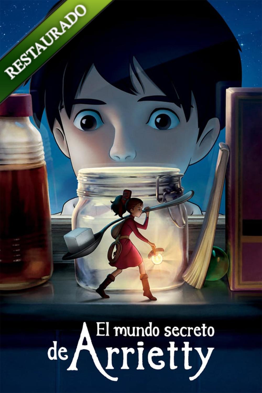 Imagen El Mundo Secreto de Arrietty